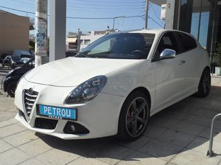Alfa Romeo Giulietta 1.4 170HP DISTINCTIVE ΔΕΡΜΑ