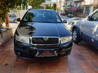 Skoda Fabia STATION WAGON 1.4