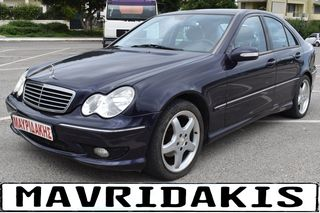 Mercedes-Benz C 200 AVANTGARDE  ΜΕ ΑΠΟΣΥΡΣΗ