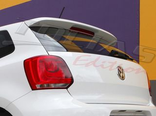 VW POLO 6R ROOF SPOILER look GTI / ΑΕΡΟΤΟΜΗ ΟΡΟΦΗΣ