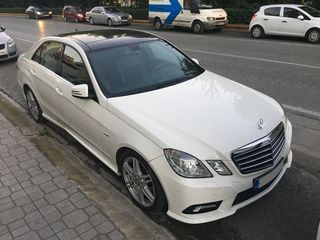 Mercedes-Benz E 250 LOOK AMG ΟΡΟΦΗ FULL EXTRA