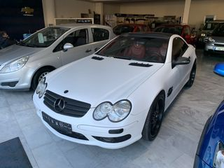 Mercedes-Benz SL 500 Amg packet