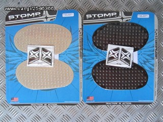 STOMP GRIP TRACTION PADS RACERS UNIVERSAL