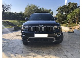 Jeep Grand Cherokee CRD-LIMITED-NEW FACELIFT EURO6