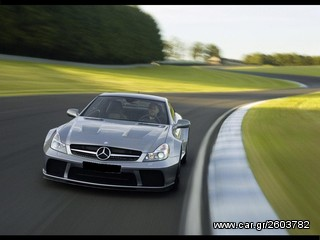 SL 65AMG BLACK SERIES(look) BODY KIT ΓΙΑ MERCEDES SL R230 (A...