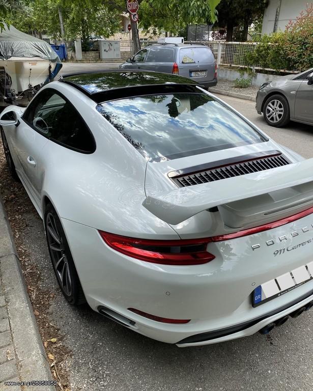 Panorama Porsche Car: Porsche 911 911,2 4S SPORTCHRONO PANORAMA '17