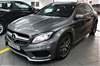 Mercedes-Benz GLA 45AMG 381HP 4X4 SPORT PACKET ΑΘΙΚΤΟ