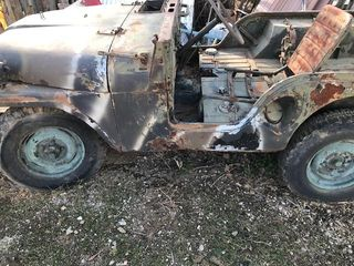 Jeep Willys WILLYS M38 A1