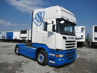 Scania  STRIMLINE 500 EEV