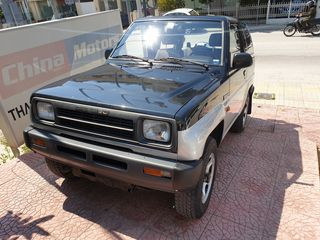 Daihatsu Feroza/Sportrak HARD TOP EL CITY 1.6