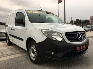 Mercedes-Benz  CITAN 109 CDI LONG!2 XP.ΕΓΓ.
