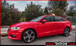 Audi A3 🇬🇷COD 150HP S-TRONIC SEDAN+Book