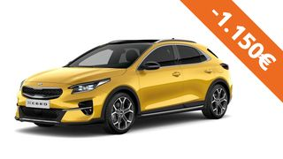Kia XCeed  1.0 120HP LAUNCH EDITION