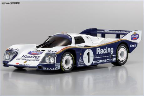 Kyosho  Mini-Z MR-02 Porsche 962 '16 - 80 EUR