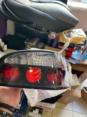saxo φαναρια red clear Taillights Citroen Saxo type S S HFX ...