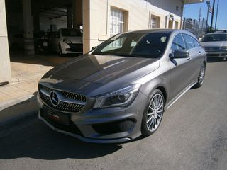 Mercedes-Benz CLA 200 S/W  AMG packet