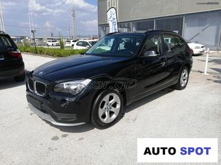 Bmw X1 AUTOMATIC S DRIVE1.6OOcc 143hp