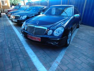 Mercedes-Benz E 200 FACELIFT 2008 MODEL