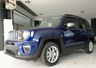 Jeep Renegade RENEGADE 1.3 LIMITED 4WD 180HP