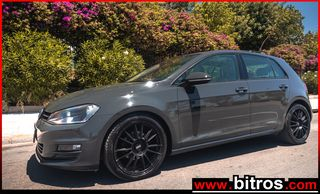 Volkswagen Golf 🇬🇷 GENERATION 1.6 TDI DSG7+BOOK
