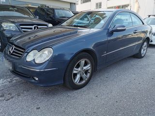 Mercedes-Benz CLK 320 ΑVANTGARDE