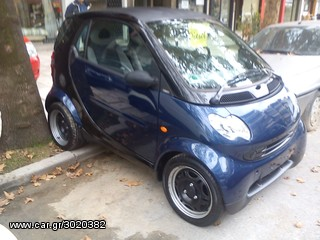 Smart ForTwo TURBO DIESEL 800CC