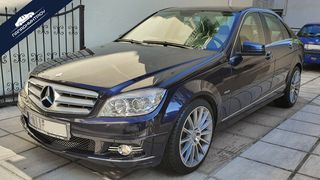 Mercedes-Benz C 180 1.6 Kompressor BlueEFFICIENCY