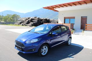 Ford Fiesta 1,25 SYNC EDITION