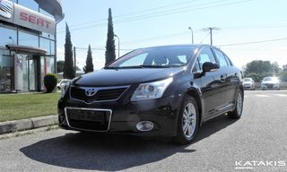 Toyota Avensis 1.8 VALVEMATIC 6MT 147Hp