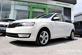 Skoda Rapid 1.6 SPACEBACK 1O5PS NAVI CLIMA