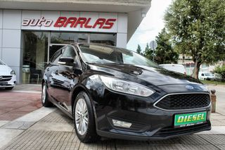 Ford Focus BUSINESS -NAVI-EURO 6!!0€ τ.κ