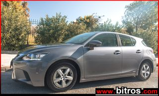 Lexus CT 200h 🇬🇷HYBRID ADVANCE ΕΛΛΗΝΙΚΟ +ΒΟΟK