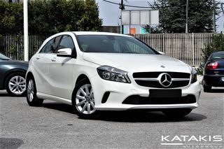 Mercedes-Benz A 180 1.5 DCI URBAN 109HP AUTOMATIC
