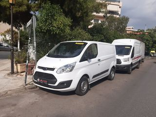 Ford  TRANSIT CUSTOM125HP ΑΡΙΣΤΟ
