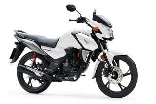 Honda CBF 125 MY21 EU5 Coming Soon......
