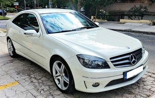 Mercedes-Benz CLC 200 SPORTS COUPE KOMPRESSOR