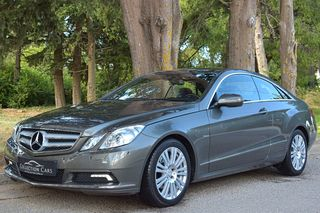 Mercedes-Benz E 250 CGI BLUEEFFICIENCY ΕΛΛΗΝΙΚΟ