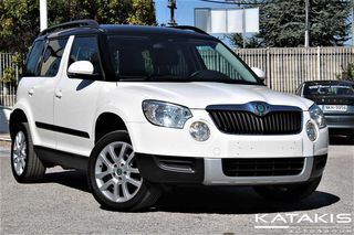 Skoda Yeti 1.2 TSI 105Hp AMBITION PLUS