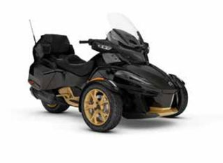 CAN-AM  SPYDER RT NEW 2018