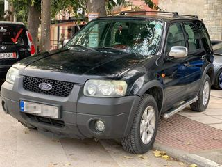 Ford Maverick XLT 4x4