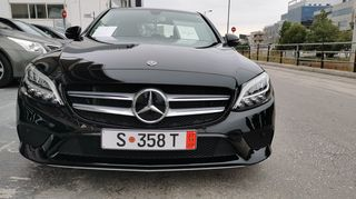 Mercedes-Benz C 180 FACE LIFT/9GANG