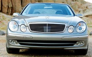 Mercedes-Benz E 200 AUTOMATIC KOMPRESSOR 1,8