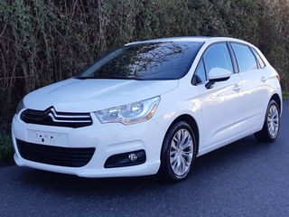 Citroen C4 HDI 115PS- 6TAXYTO- ATTRACTION