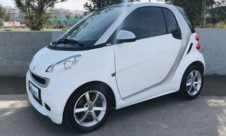 Smart ForTwo MHD ECO (START-STOP) PULSE F1