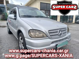 Mercedes-Benz ML 270 AUTO SUPERCARS XANIA
