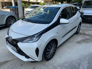 Toyota Aygo X Play Touch Camera