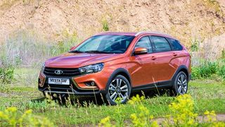 Lada Vesta CROSS SUV EURO6 1.6 16V 106Ps.