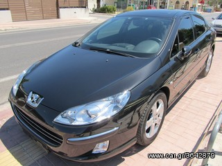 Peugeot 407 SV- FULL EXTRA-ΔΕΡΜΑ-CLIMA