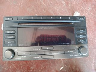 SUBARU IMPREZA, FORESTER '08-'15 - CD PLAYER * 86201SC440
