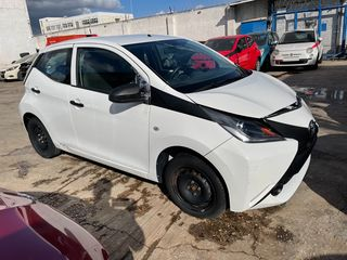 Toyota Aygo 1.0 69HP X-COOL  8.000ΧΛΜ